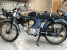 Liten Honda 50-100 cc