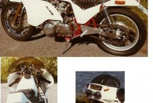 Muscle Machine Honda CB750 K7 - 1977