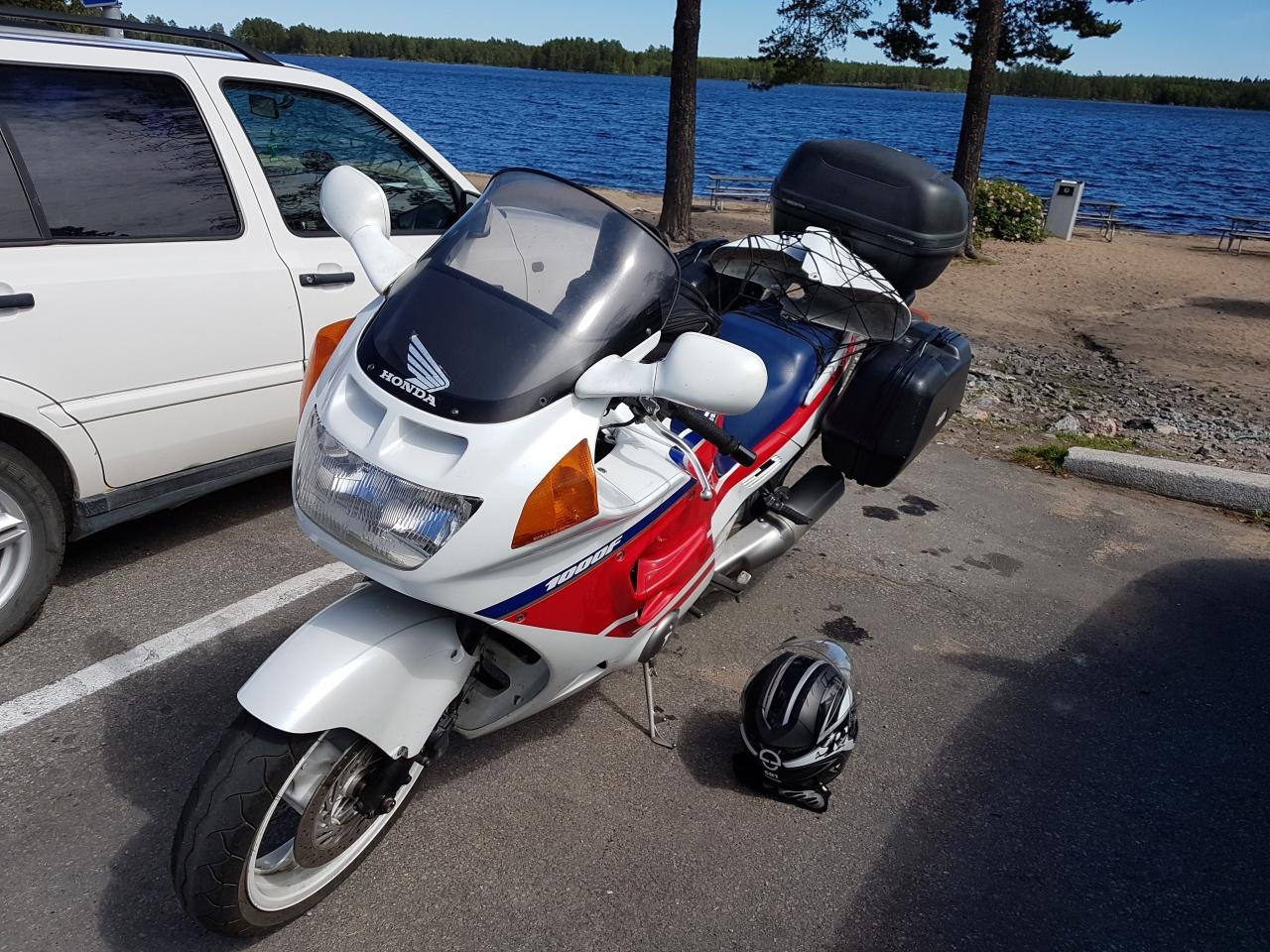 Honda cbr 1000F sc24 -89 2018-05-15