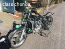 Honda cx500 framgaffel